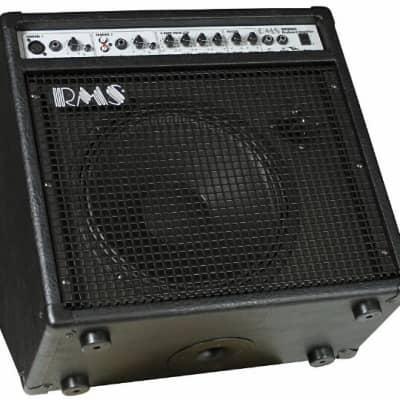 """RMS 80-Watt Keyboard OR Bass Amp Amplifier with 12"""" Celestion Speaker Woofer"""