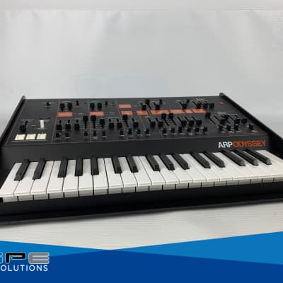 Korg ARP Odyssey Duophonic Synthesizer w/Power Supply, MkIII Reissue (2015)