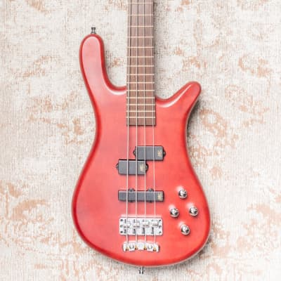 Warwick GPS Streamer LX 4 Burgundy Red