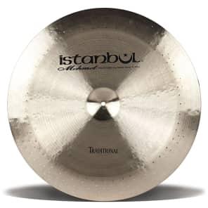 "Istanbul Mehmet 21"" Traditional Series Swish Cymbal"