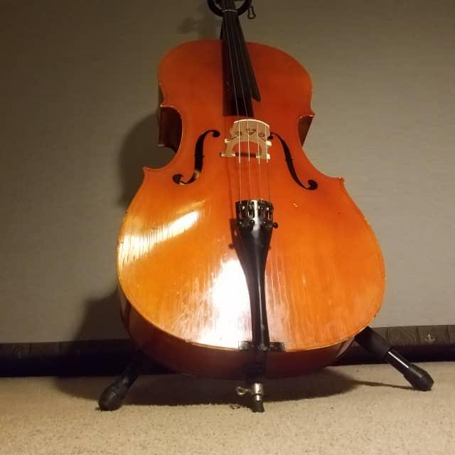 Glaesel 4/4 Cello image