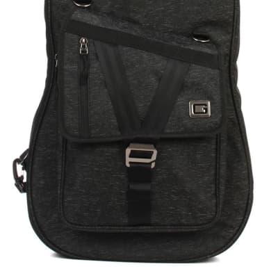 Gator Transit Bass Guitar Bag - Charcoal Black