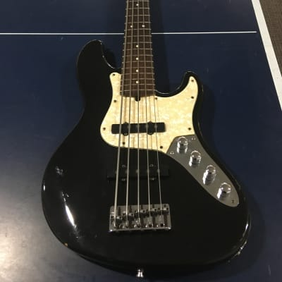 1996 Fender American Deluxe Jazz Bass V (Suhr Era) 50 Anniversary for sale