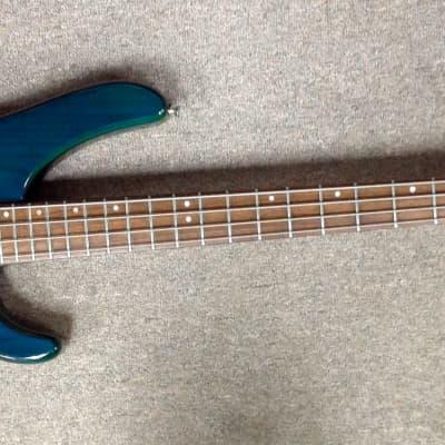Washburn- Bantam XB-400 4 string bass guitar, 90's for sale