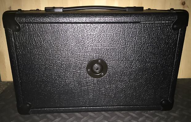 earcandy 2 x 6 5 ported guitar speaker cabinet w reverb. Black Bedroom Furniture Sets. Home Design Ideas