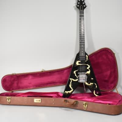 1984 Gibson Designer Series Flying V Vintage Electric Guitar w/Gibson Hard Case