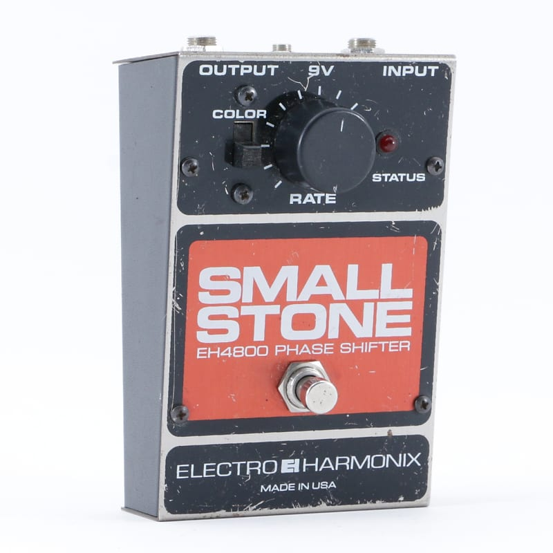 electro harmonix eh4800 small stone phaser guitar effects reverb. Black Bedroom Furniture Sets. Home Design Ideas