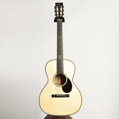 Santa Cruz Custom H 13 Acoustic Guitar, Italian Spruce & Figured Mahogany for sale