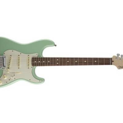 Fender Jeff Beck Stratocaster Electric Guitar (Surf Green) (Used/Mint)