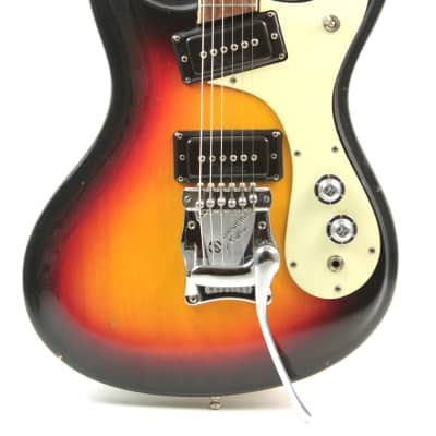 Mosrite Ventures Model 1967 Sunburst finish for sale