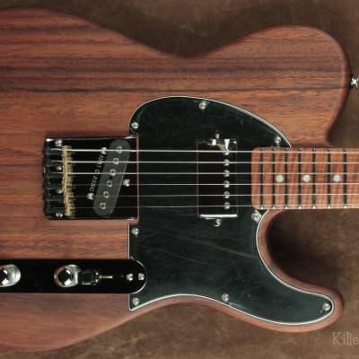 G&L Custom Shop Guanacaste ASAT Classic Bluesboy for sale