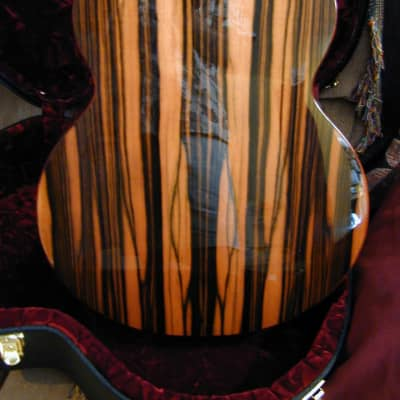 McCollum Baritone Acoustic 2003 Macassar and Spruce