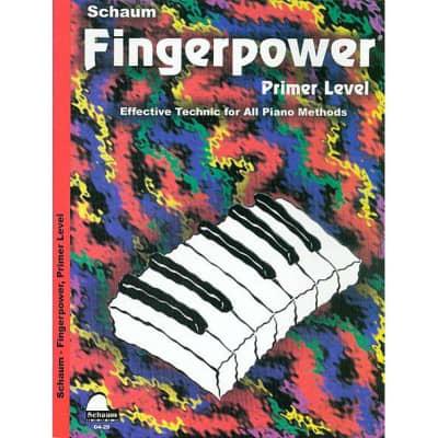 Fingerpower: Effective Technic for All Piano Methods - Primer Level