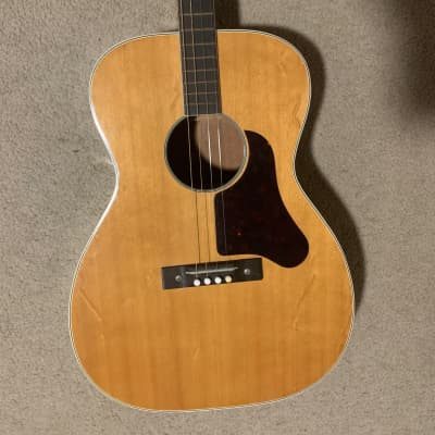 Airline H7047 tenor guitar 1965 Natural for sale