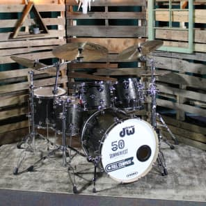 "DW Performance Series 10"" / 12"" / 14"" / 5.5x14"" Tom/Snare Pack 4"