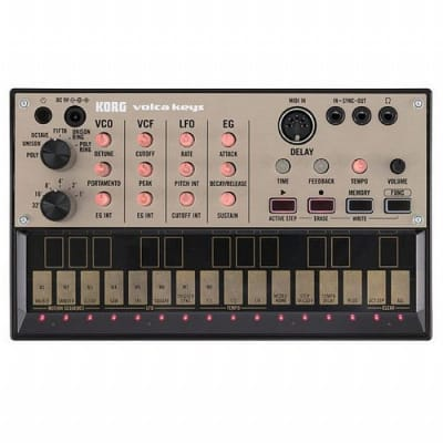Korg Volca Keys Analogue Loop Synthesizer & Sequencer