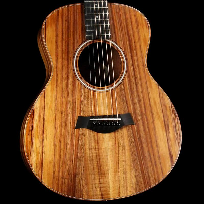 taylor gs mini e koa left handed acoustic electric guitar reverb. Black Bedroom Furniture Sets. Home Design Ideas