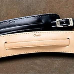 Fender Super Deluxe Vintage-style Strap, Black 2016