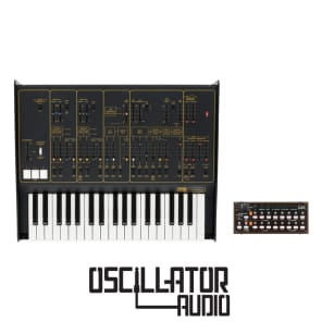 Korg ARP Odyssey FSQ Analog Duophonic Synthesizer with SQ 1 Sequencer - Rev 2