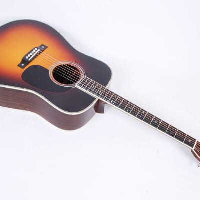 Eastman E40D-SB Deluxe 40 Series Rosewood Adirondack Dreadnought with Case @ LA Guitar Sales