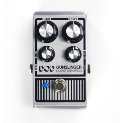 Digitech DOD Gunslinger Mosfet Distortion Pedal - Discontinued Clearance for sale
