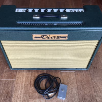 1995 Diaz Classic Twin 2x12 Combo 100w Same Specs as Tweed's Eric Clapton/Keith Richards for sale