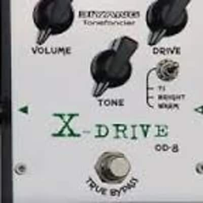 Biyang Od-8 X Drive Overdrive for sale