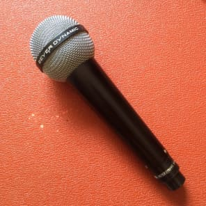 Beyerdynamic M500 Hypercardioid Ribbon Microphone 1970s - 1980s