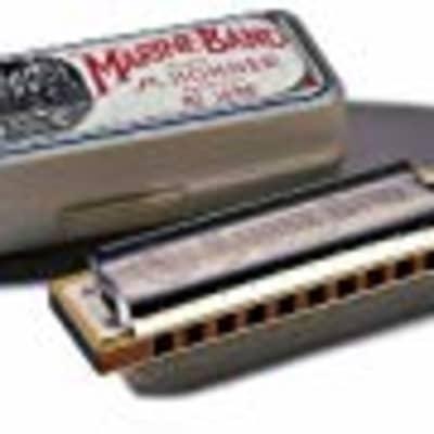 Hohner Marine Band - Key of B
