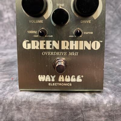 Way Huge Green Rhino WHE202 Overdrive