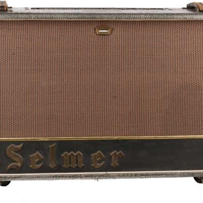Ca. 1965 Selmer Thunderbird Twin Fifty