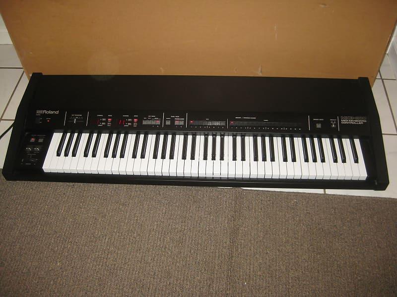 roland mkb 300 midi 76 key weighted keyboard controller reverb. Black Bedroom Furniture Sets. Home Design Ideas