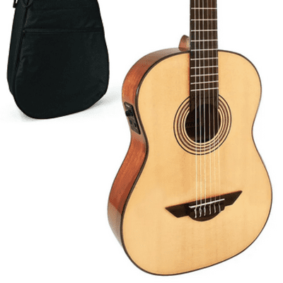 H Jimenez LG3E El Maestro (The Master) Electric Nylon String Guitar & GigBag | NEW Authorized Dealer for sale