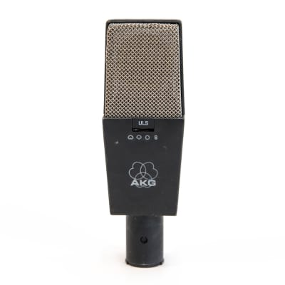 AKG C414 B ULS Large Diaphragm Multipattern Condenser Microphone