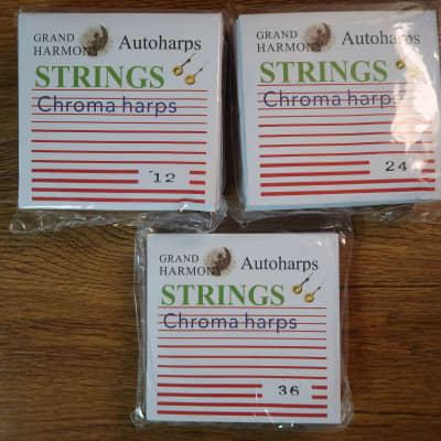 Grand Harmony 36 Chromaharp String Set