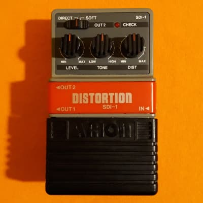 Arion SDI-1 Stereo Distortion w/box - Japan V1 silver logo grey box for sale