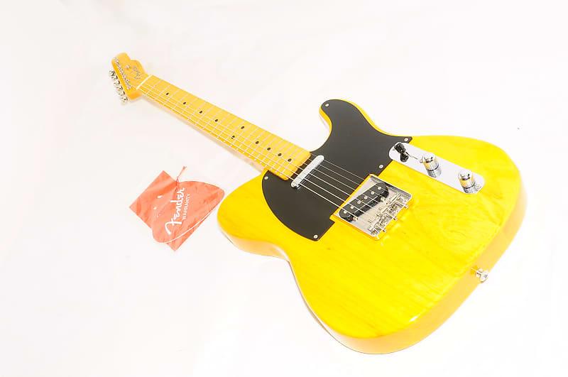 excellent fender japan classic 50s telecaster electric guitar reverb. Black Bedroom Furniture Sets. Home Design Ideas