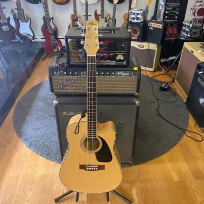 Pre-Owned Abilene  AW260CE Acoustic-Electric Guitar for sale