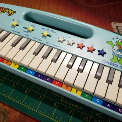 Casio EP-10 Muppet Keyboard