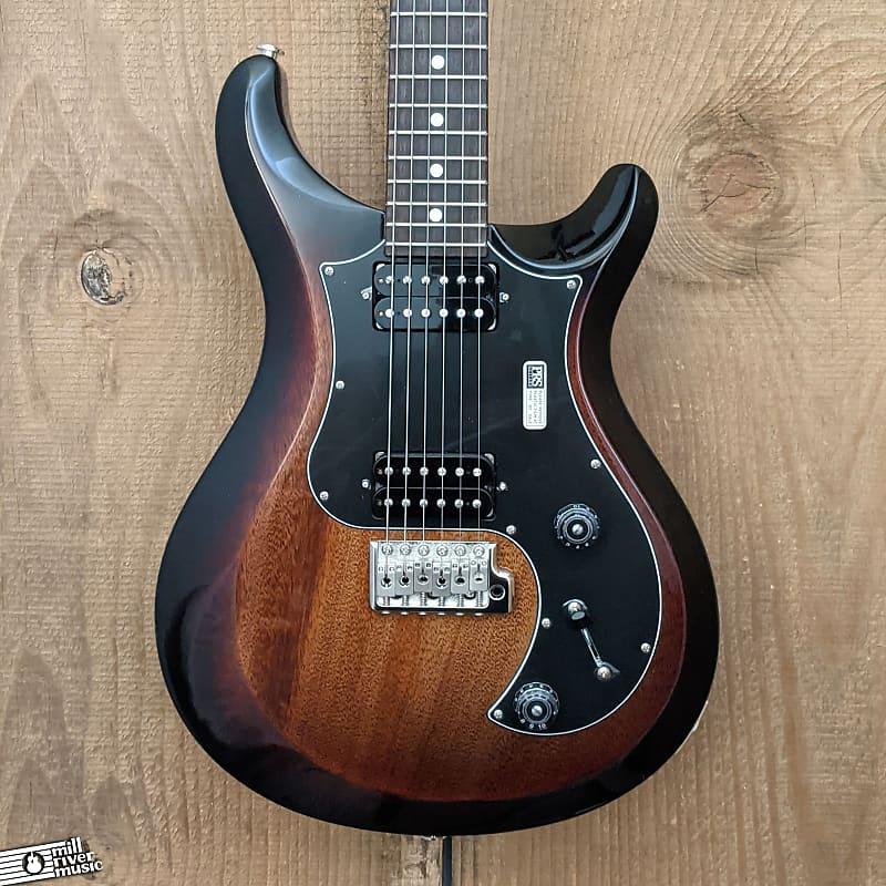 Paul Reed Smith PRS S2 Standard 24 Electric Guitar Tobacco Smokeburst