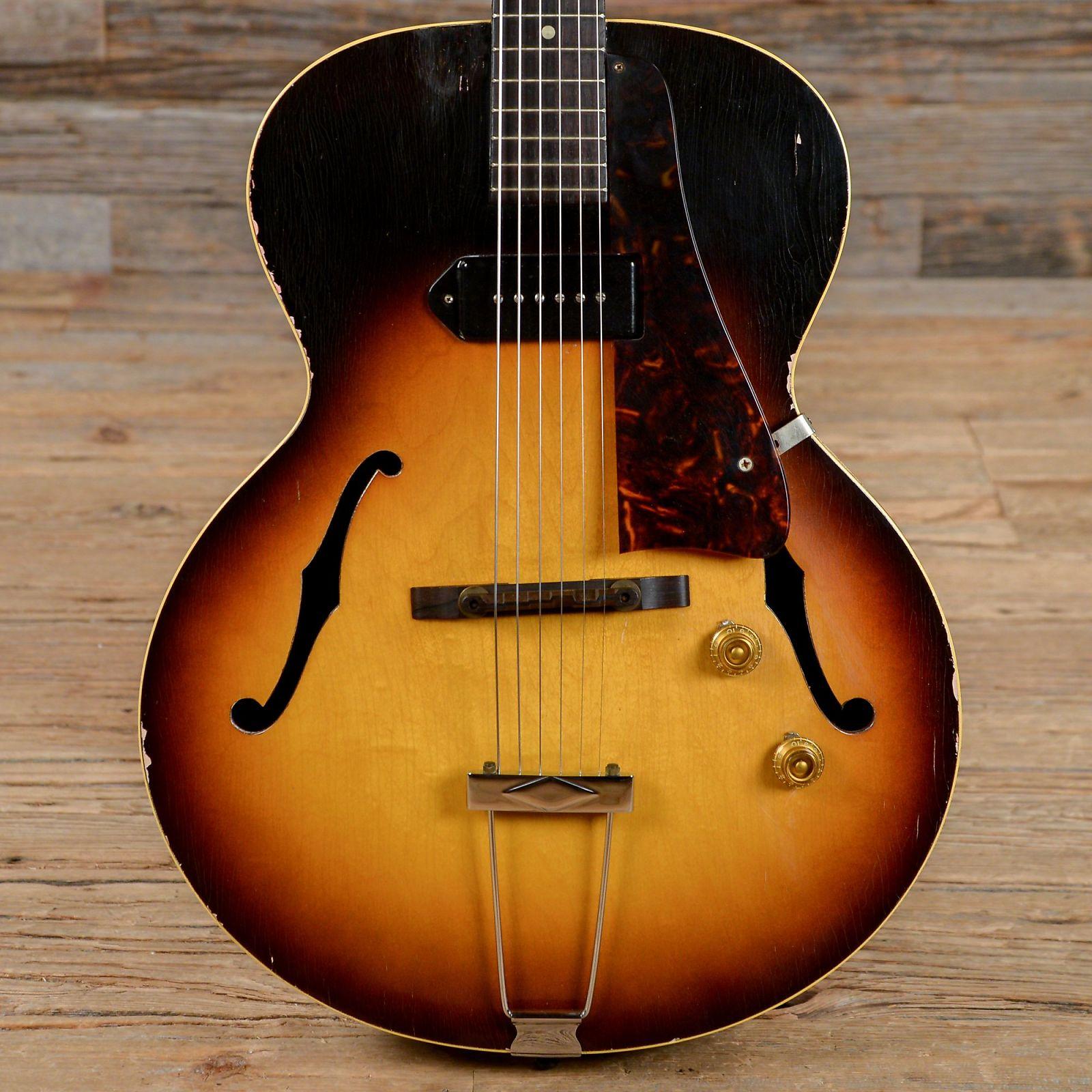 Gibson ES-125 Sunburst 1958 on gibson l-30, gibson eds-1275, gibson l-5, gibson cs-336, gibson es-300, gibson sonex, gibson es-325, gibson 125 guitar, gibson es-lp, gibson es-165, gibson 335 guitar, gibson es-135, gibson es-150, gibson es-5, gibson es-137, gibson 175 guitar, gibson citation, gibson st 125, gibson es-335,