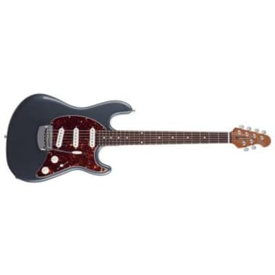music man cutlass rs sss charcoal frost tastiera palissa... for sale