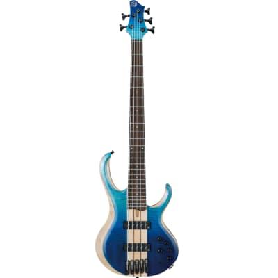Ibanez BTB20TH5-BRL Limited Edition 20th Anniversary BTB 5-String Bass Blue Reef Gradation 2019
