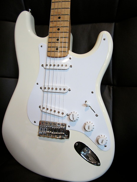 Fender Jimmie Vaughan Signature Strat  Stratocaster In