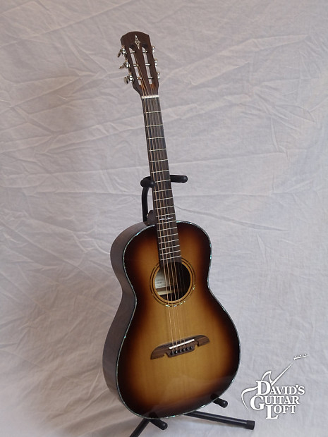 alvarez apa1965 parlor guitar shadowburst reverb. Black Bedroom Furniture Sets. Home Design Ideas