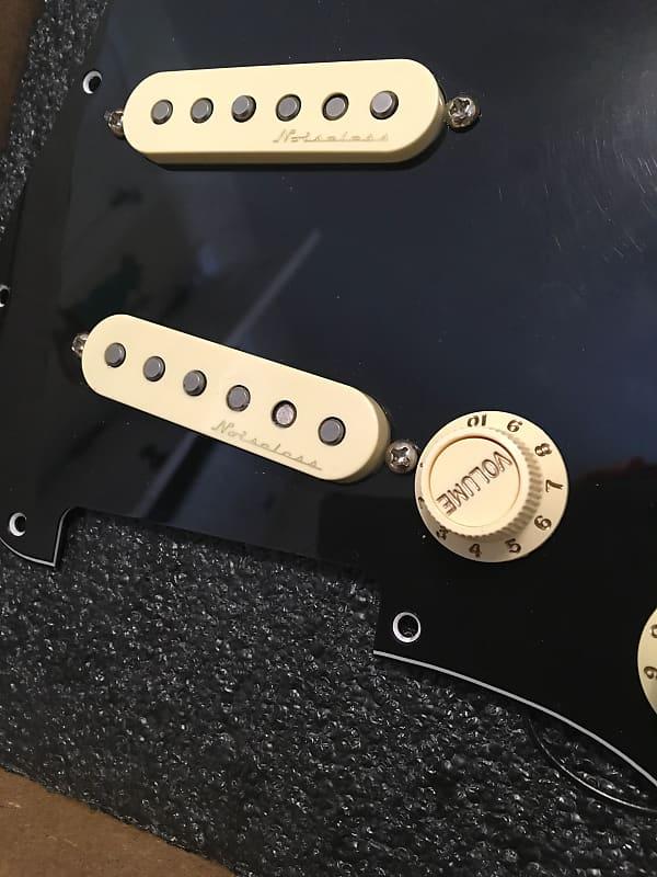 Fender 2018 Deluxe Roadhouse Strat Loaded Pickguard W   Gen