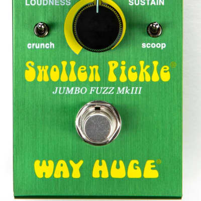 WAY HUGE® SMALLS™ SWOLLEN PICKLE® FUZZ
