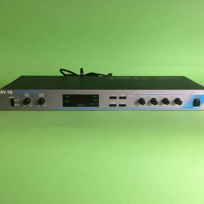 Boss RV-70 Digital Stereo Reverb