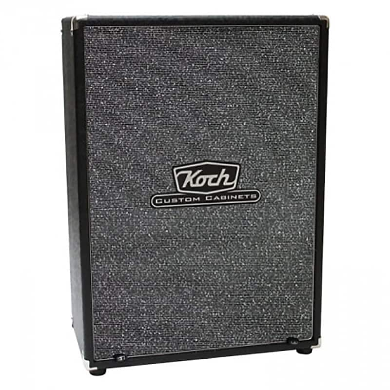 koch kcc212v bsfm 2x12 front mounted speaker cabinet reverb. Black Bedroom Furniture Sets. Home Design Ideas
