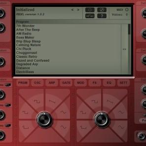 SBAudio RBXL Synthesizer